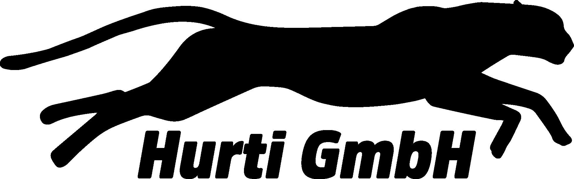Hurti Transporter mieten Logo